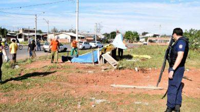 ocupação irregular no bairro Santo Afonso 390x220 - Prefeitura faz reintegração de posse em ocupação irregular no bairro Santo Afonso