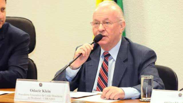 odacir klein - Odacir Klein será o palestrante do Economia & Negócios da ACI-NH