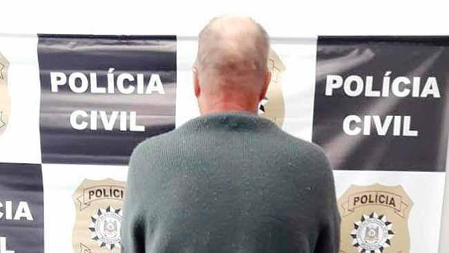 pcbom - Homem é preso por caça ilegal em Bom Princípio