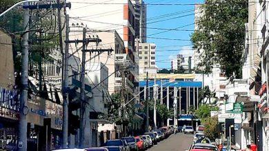 postes substituiçãocentro 390x220 - Novo Hamburgo: troca de postes em três ruas neste domingo