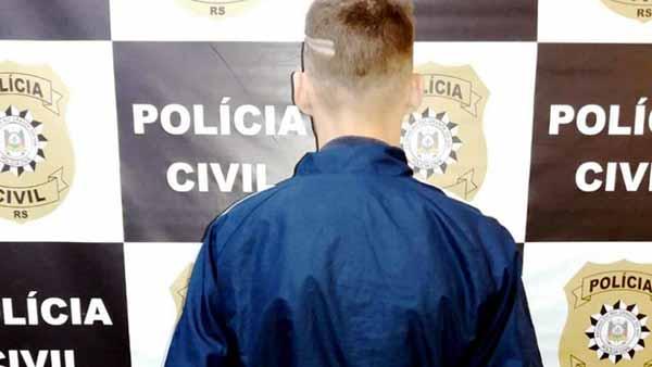 receptação qualificada em Novo Hamburgo - Homem é preso em flagrante por receptação qualificada no bairro Santo Afonso