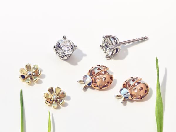 return to tiffany love bugs earin - Tiffany & Co. apresenta coleção Return to Tiffany® Love Bugs