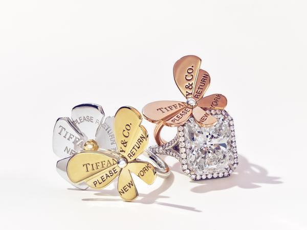 return to tiffany love bugs rings - Tiffany & Co. apresenta coleção Return to Tiffany® Love Bugs