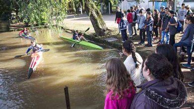 rio sinos meio 390x220 - Aula às margens do Rio dos Sinos em São Leopoldo