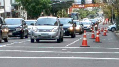 rua sinimbú em Caxias do Sul 390x220 - Estacionamento nos finais de semana na rua Sinimbu não será flexibilizado