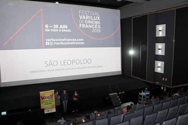 são leopoldo Varilux - Festival Varilux de Cinema Francês é lançado em São Leopoldo