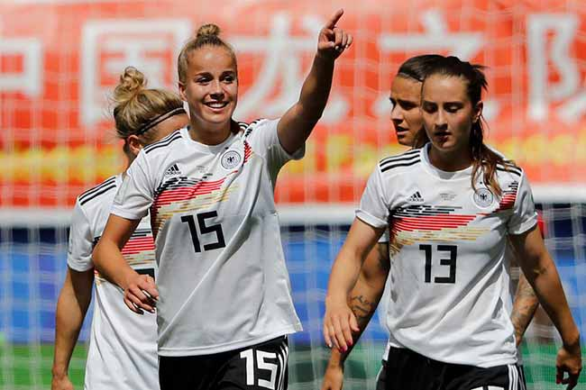 soccer worldcup ger chn - Copa do Mundo Feminina tem duelo de favoritas