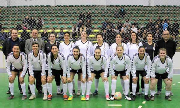 tetracampeã do Futsal Feminino de Gramado 1 - Donna FF é tetracampeã do Futsal Feminino de Gramado