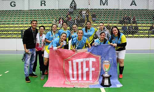 tetracampeã do Futsal Feminino de Gramado 3 - Donna FF é tetracampeã do Futsal Feminino de Gramado
