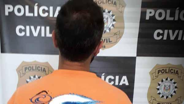 tráfico drogas Osório preso - Homem e duas mulheres são suspeitos de tráfico em Osório