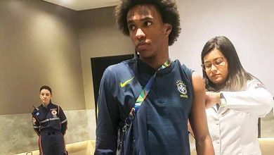 Photo of Seleção Brasileira foi vacinada contra caxumba em Porto Alegre