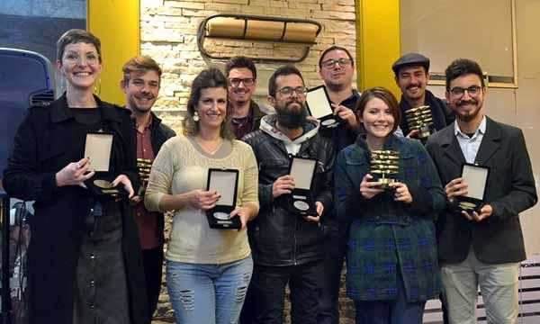 vencedores do 53º Concurso Anual Literário - Secretaria da Cultura de Caxias premia vencedores do 53º Concurso Anual Literário