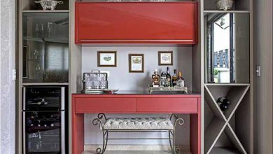 vern 390x220 - Arquitetas dão dicas de como usar o vermelho na decoração