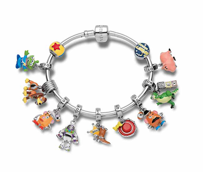 vivara toy - Life by Vivara lança coleção Toy Story 4