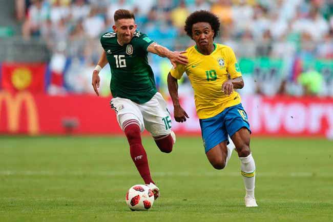 willian - Willian entra no lugar de Neymar na Copa América