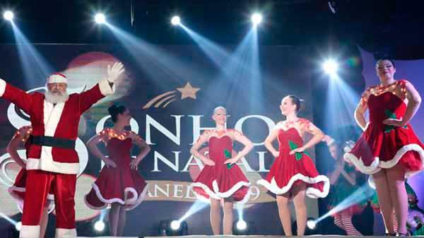 32SonhoCanela - Canela lança o 32ª Sonho de Natal