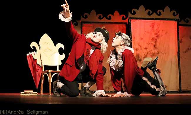 5º Festival Estadual de Teatro - Gravataí abre inscrições para o 5º Festival Estadual de Teatro