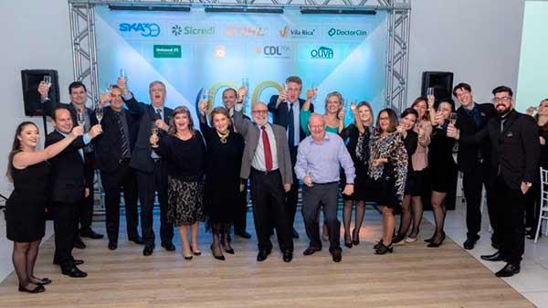 99 anos da ACIST SL - ACIST-SL reúne comunidade empresarial em torno dos 99 anos