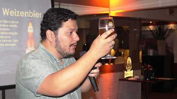 Balneario Saboroso 1 - Workshop de harmonização de cervejas abriu a programação paralela do Balneário Saboroso