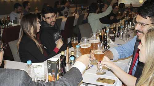 Balneario Saboroso 2 - Workshop de harmonização de cervejas abriu a programação paralela do Balneário Saboroso