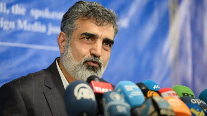 Behrouz Kamalvandi - Irã anuncia maior enriquecimento de urânio