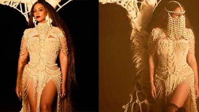 Photo of Maison Alexandrine veste Beyoncé no clipe Spirit
