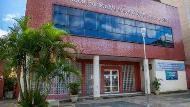 Biblioteca Municipal canoas 390x220 - Troca de livros é atração aos sábados em Canoas