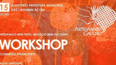 Capão da Canoa workshop 390x220 - Controle financeiro é tema de workshop em Capão da Canoa