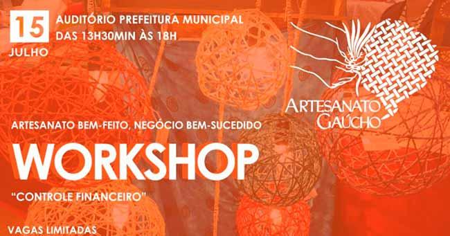 Capão da Canoa workshop - Controle financeiro é tema de workshop em Capão da Canoa