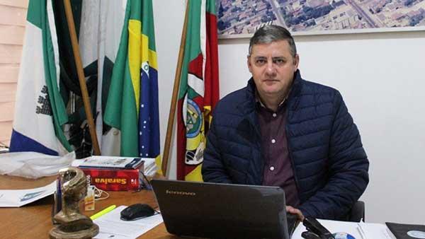 Claudiomir da Silva Pedro - Tramandaí vai instalar 34 câmeras de vigilância ainda em 2019