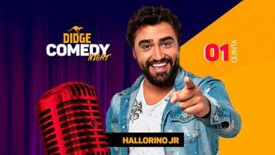 Comediante Hallorino Jr 390x220 - Comediante Hallorino Jr se apresenta nesta quinta em Balneário Camboriú