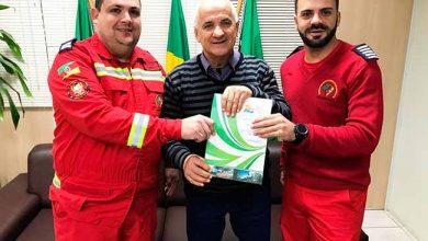 Corpo de Bombeiros Voluntários sscai 390x220 - São Sebastião do Caí repassa R$ 50 mil para Bombeiros Voluntários