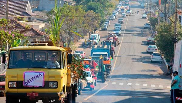 DIA DO COLONO EM ESTRELA RS - Estrela organiza mais uma edição da Festa do Colono e Motorista