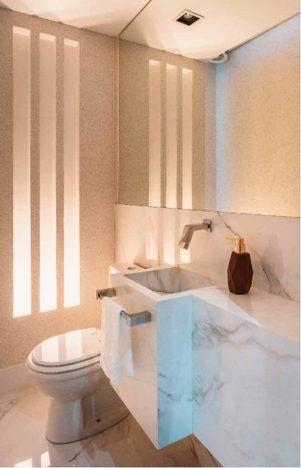 Daiane Antinolfi 301x468 - Ideias de lavabos para se inspirar!