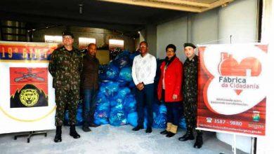 Doações19BIMTZSL 390x220 - 19º BIMtz faz doação para a Campanha do Agasalho de Novo Hamburgo