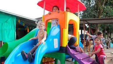 Escolas de Educação Infantil de Lajeado 390x220 - Escolas de Educação Infantil de Lajeado recebem novos brinquedos