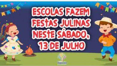 Escolas festas Juninas site 2 390x220 - Escolas de Sapucaia do Sul fazem festas julinas neste sábado
