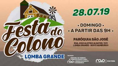 Photo of Festa do Colono de Lomba Grande é neste domingo