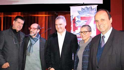 Festival de Cinema de Gramado é lançado - Lançado o Festival de Cinema de Gramado