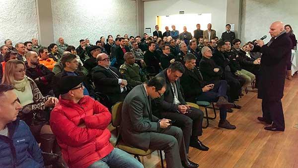 Fiorioli21 lajeado - Proposta do Instituto Cultural Ipê-Amarelo/Vale do Taquari é apresentada em evento em Lajeado