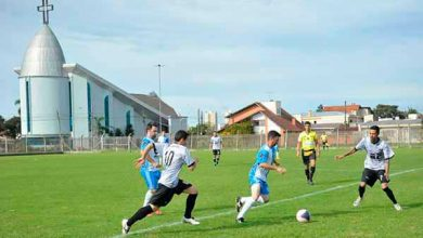 Futebol caxias do sul municipal 390x220 - Abertas inscrições para fase de ascenso do Campeonato Municipal de Futebol de Caxias
