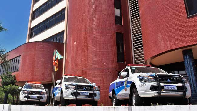 Guarda Municipal Novo Hamburgo - Novo Hamburgo investe na reestruturação da sua Guarda Municipal