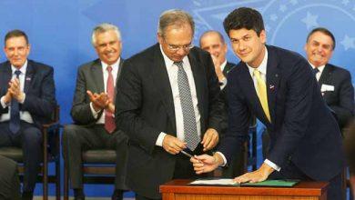 Gustavo Montezano 390x220 - Gustavo Montezano assume a presidência do BNDES