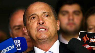 O ministro da Casa Civil Onyx Lorenzoni 390x220 - Onyx estima 330 votos favoráveis à reforma da Previdência em 1º turno