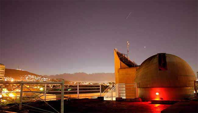Observatório Astronômico - Observatório Astronômico da PUCRS homenageia os 50 anos do homem na Lua