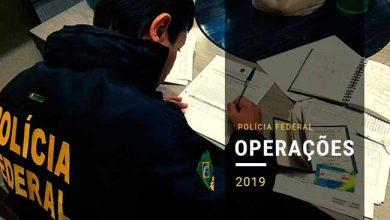 PF Operação 390x220 - Polícia Federal realizou Operação Apagão em Santa Catarina