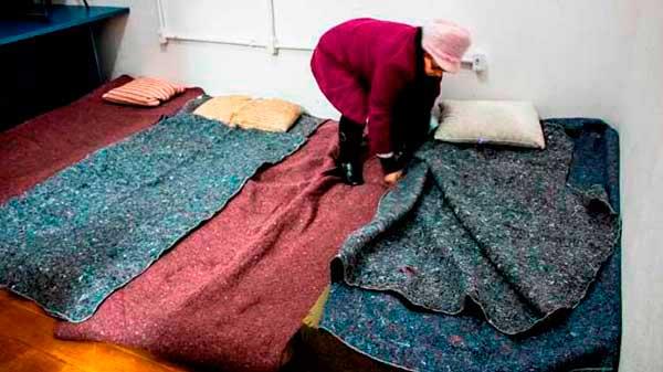 Pelotas frio assistência social 4 - Pelotas enfrenta o frio com calor humano