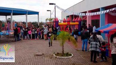 Photo of Comunidade sapucaiense participa de Festa Julina da Praça do CEU