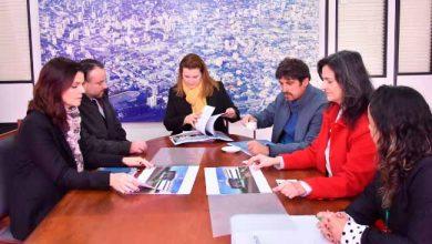 PrefeitaFatimarecebe equipeDC 390x220 - Doctor Clin anuncia construção de hospital em Novo Hamburgo