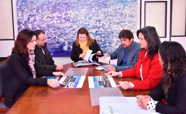 PrefeitaFatimarecebe equipeDC - Doctor Clin anuncia construção de hospital em Novo Hamburgo